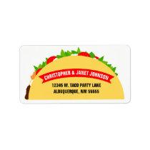 Taco Label