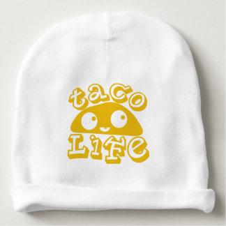 Taco Life Baby Beanie