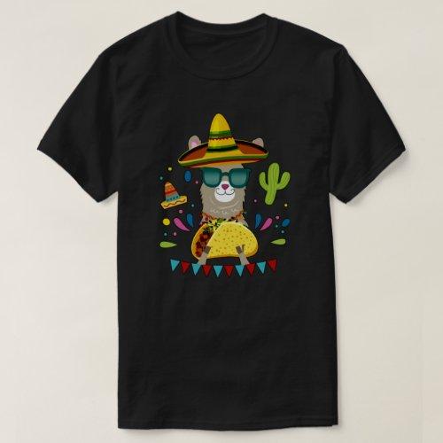 Taco Llama HHM T_Shirt