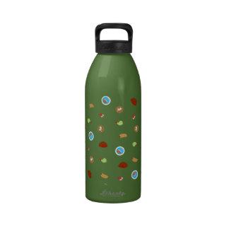 Taco Love Reusable Water Bottles