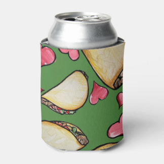Taco Lover Can Cooler