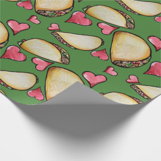 Taco Lover Wrapping Paper