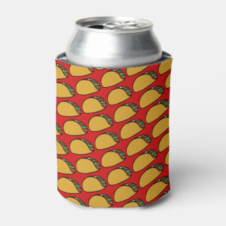 Taco Lovers Taco Tuesday Can Cooler