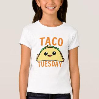Taco martes playera