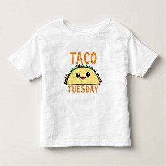 Taco martes playera de bebé