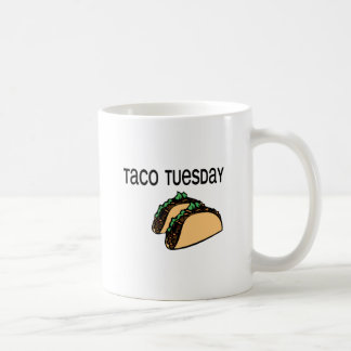 Taco martes tazas