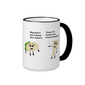 Taco Nacho Ringer Mug