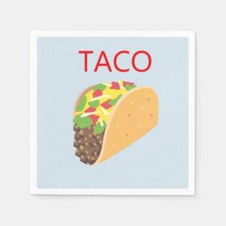Taco Napkins