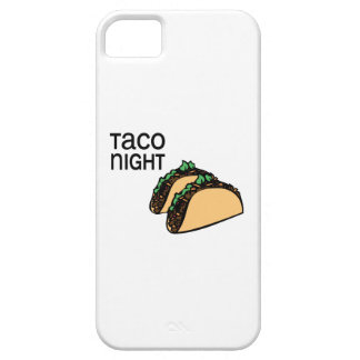 Taco Night iPhone 5 Covers