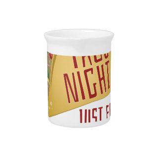 Taco Night Drink Pitcher