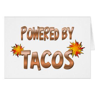 Taco Power Card