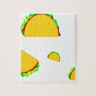 Taco Rule Jigsaw Puzzle