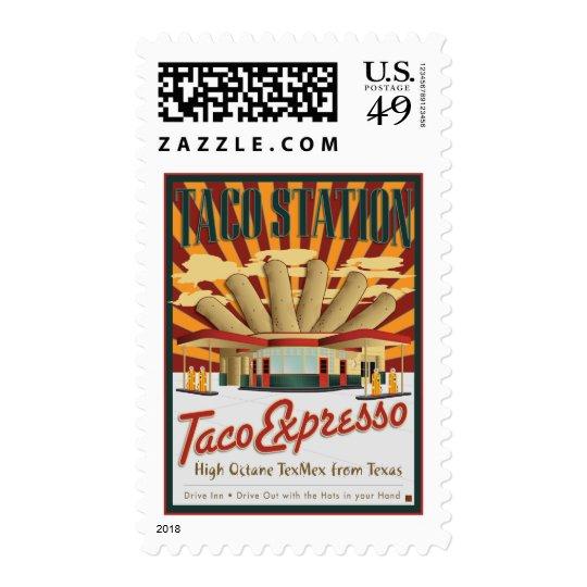 Taco Station-Postage Postage
