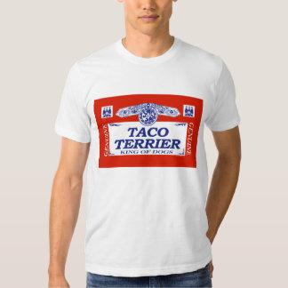 Taco Terrier T Shirt