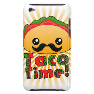 Taco Time Barely There iPod Cover