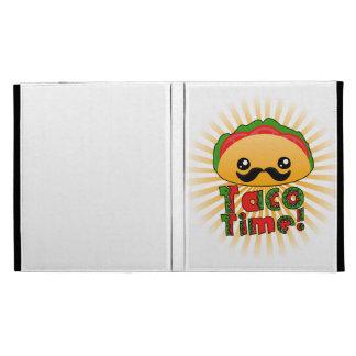 Taco Time iPad Folio Cases