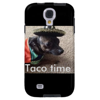 TACO TIME CUTE POOCH CASE