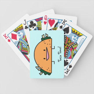 Taco Time Playing Cards