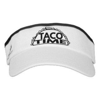 Taco Time Visor