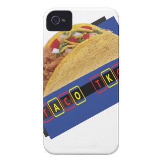 Taco TKO Classic Taco  design Case-Mate iPhone 4 Case