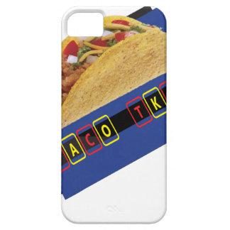 Taco TKO Classic Taco  design iPhone SE/5/5s Case