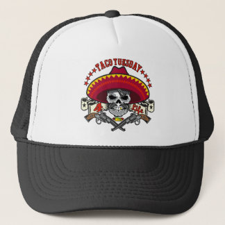 Taco Tuesday 4 Life Trucker Hat