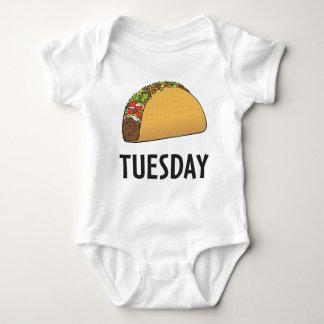 Taco Tuesday Baby Bodysuit
