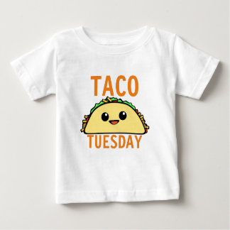 Taco Tuesday Baby T-Shirt
