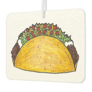 Taco Tuesday Mexican Food Tex Mex Tacos Foodie Air Freshener