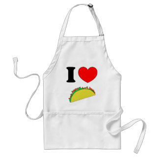Taco Wear Adult Apron