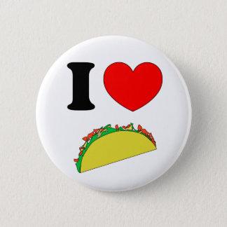 Taco Wear Pinback Button