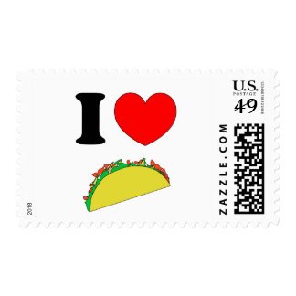 Taco Wear Stamps
