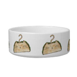 Tacocat Pet Bowl