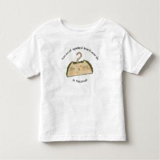 Tacocat Toddler T-Shirt