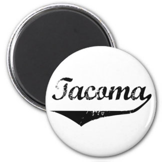 Tacoma 2 Inch Round Magnet