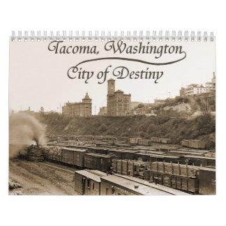 """Tacoma histórica, """"la ciudad calendario del destin"""