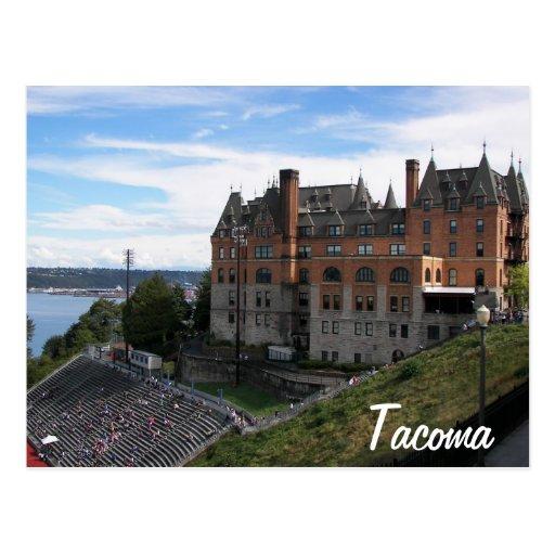Tacoma Landmark Postcards
