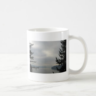 Tacoma Narrows Bridge Classic White Coffee Mug
