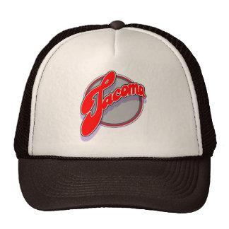 Tacoma swoop cap trucker hat