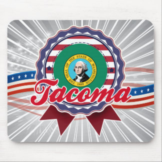 Tacoma, WA Mousepad