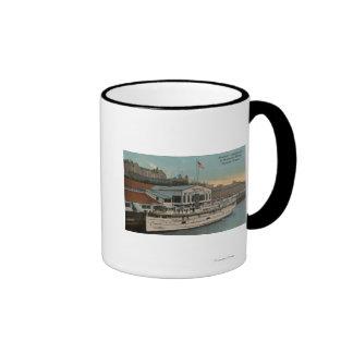 Tacoma, WA - View of Municipal Mugs