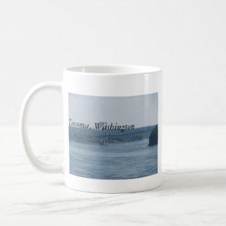 Tacoma, Washington Classic White Coffee Mug