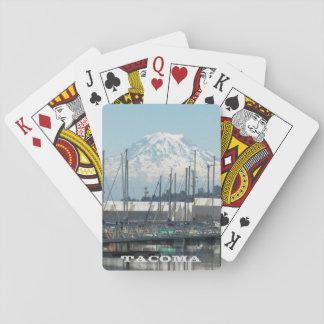 Tacoma, Washington Photo Playing Cards