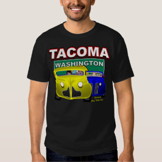 TACOMA WASHINGTON T SHIRT