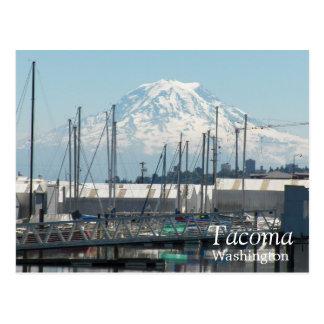 Tacoma, Washington Travel Photo Postcard