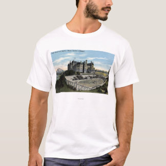 Tacoma, Washington - View of High School T-Shirt