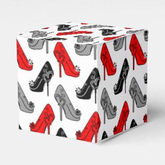 Tacones altos cajas para regalos