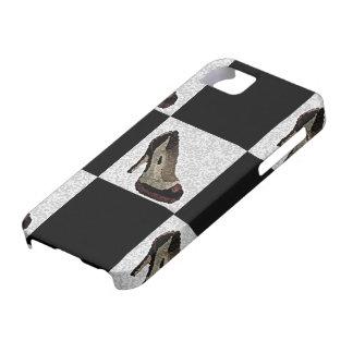 Tacones altos tejados funda para iPhone SE/5/5s