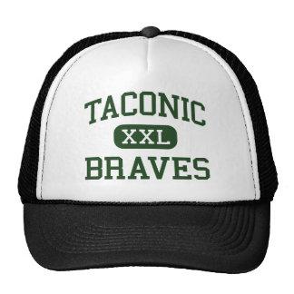 Taconic - Braves - High - Pittsfield Massachusetts Trucker Hat