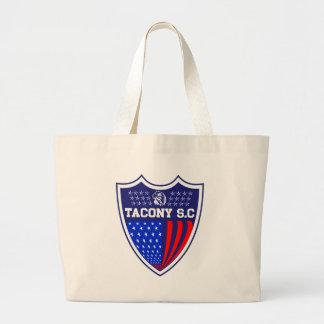 Tacony Soccer Jumbo Tote Bag